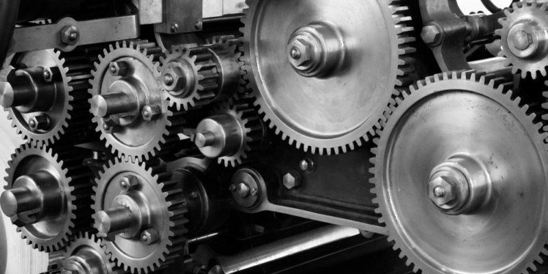 Polermedel för maskinbearbetade ytor