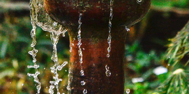 Beställ hjälp med vattentjänster